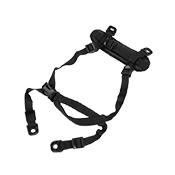 H-HARNESS 4-POINT CHINSTRAP