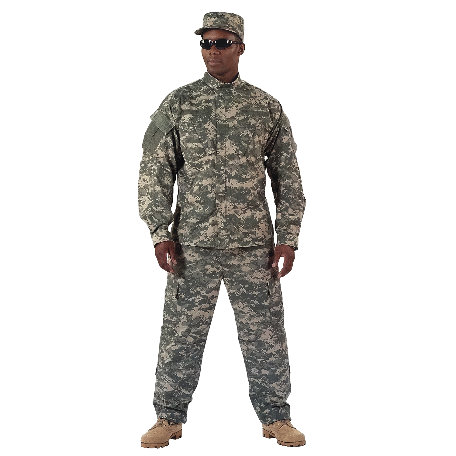 Rothco Army Combat Uniform Shirt — Gunnook Warehouse - photo#31